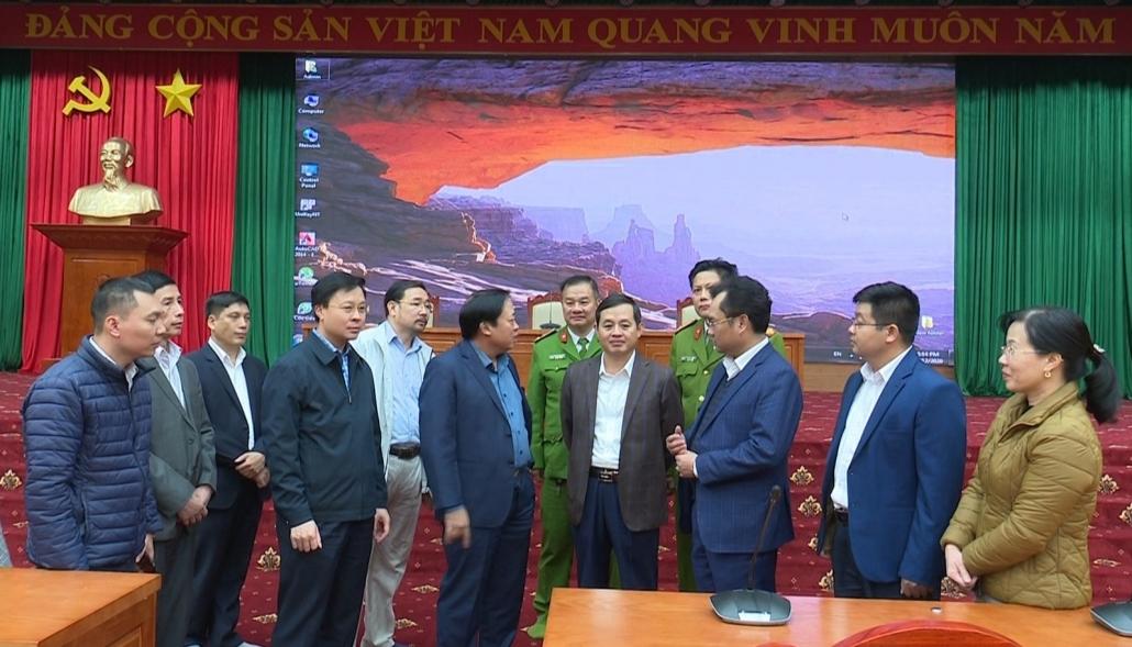 Kiểm tra công tác chuẩn bị Kỳ họp thứ 12, HĐND tỉnh Thái Nguyên khóa XIII