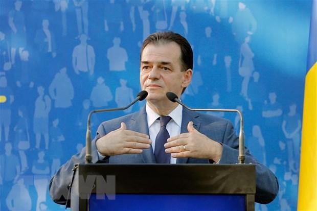 Thủ tướng Romania từ chức sau thất bại tại cuộc bầu cử Quốc hội