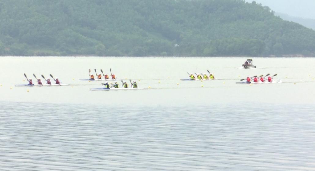 Tiềm năng và thế mạnh của Thể thao Thái Nguyên qua Giải Đua thuyền Cup Canoeing toàn quốc năm 2020