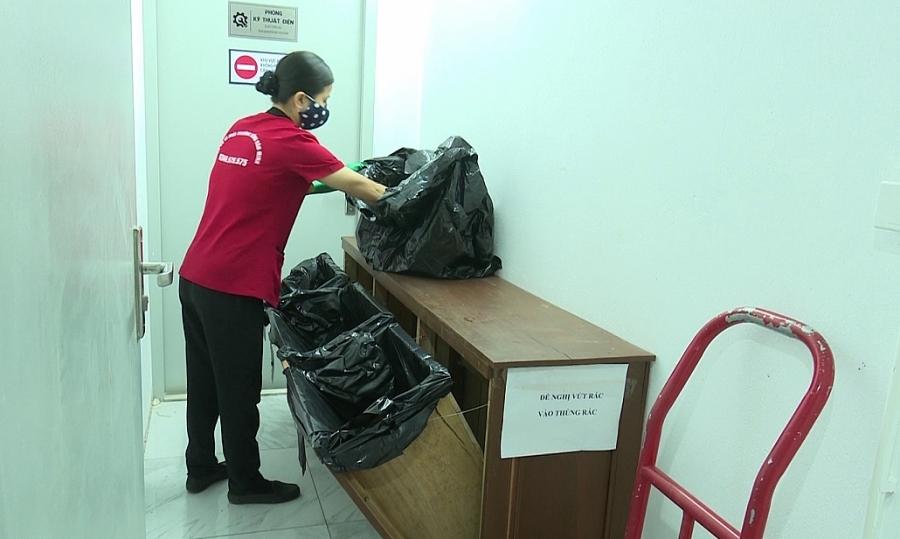 Nâng cao ý thức bảo vệ môi trường qua phân loại rác tại chỗ