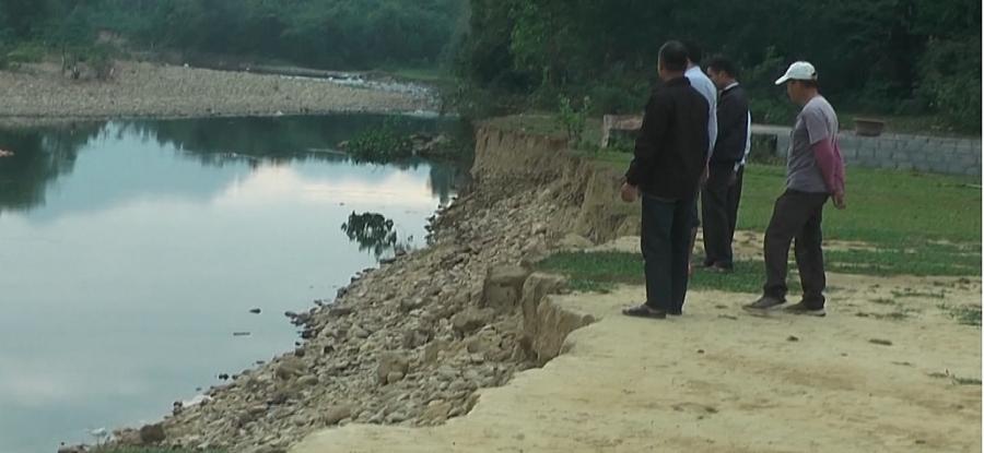 Tìm giải pháp khắc phục sạt lở bờ sông trên địa bàn xã Phúc Thuận, thị xã Phổ Yên