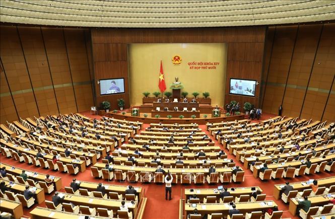 Năm 2020 - Dấu ấn đặc biệt trong lịch sử hoạt động Quốc hội