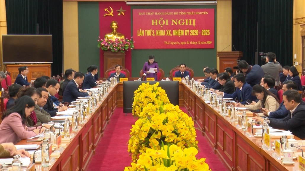 Thông qua Nghị quyết về Chương trình chuyển đổi số tỉnh Thái Nguyên