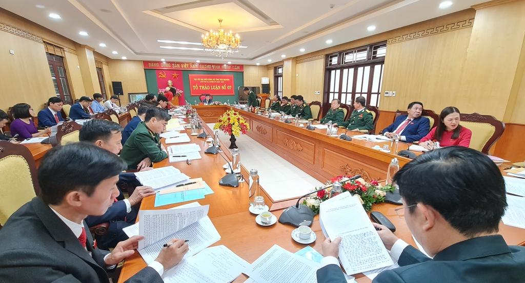 Đại hội XX: Thảo luận, đóng góp ý kiến các chỉ tiêu quan trọng nhiệm kỳ 2020-2025