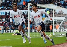 premier league tottenham nguoc dong arsenal thang huy diet