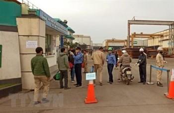 Giám sát sức khỏe những người lưu chuyển qua Hàn Quốc, Nhật Bản