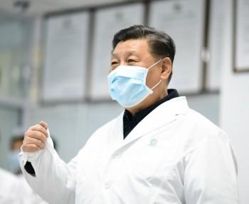 Chủ tịch Trung Quốc thị sát hoạt động nghiên cứu, điều trị COVID-19