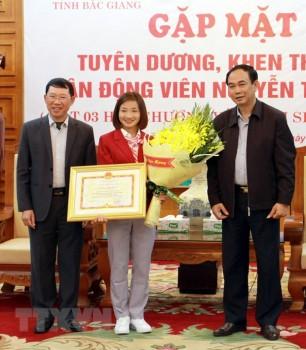 Nguyễn Thị Oanh: Coi khó khăn là động lực để giành lấy vinh quang