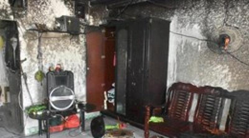 Bắt giữ nghi phạm đốt nhà trọ làm hai người bỏng nặng