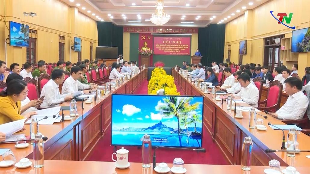 Thái Nguyên đẩy mạnh học tập và làm theo tư tưởng, đạo đức, phong cách Hồ Chí Minh