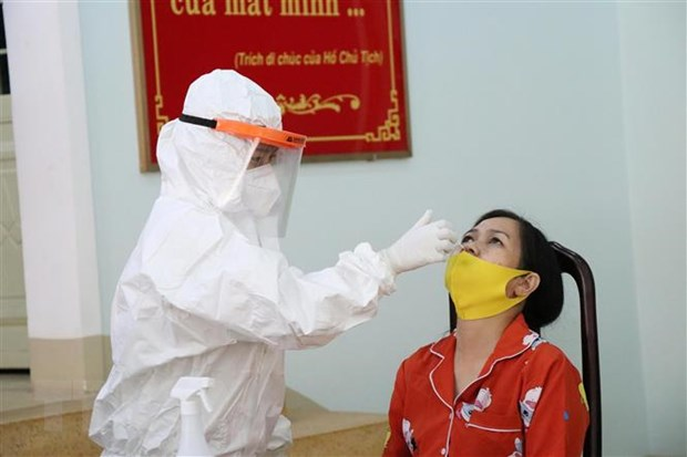 Việt Nam ghi nhận kỷ lục 7.307 ca mắc COVID-19 trong ngày 23/7