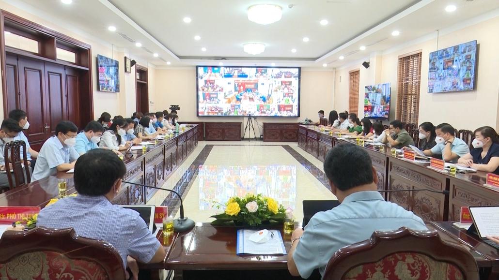 Đại biểu HĐND tỉnh tiếp xúc cử tri trước kỳ họp thứ 2, HĐND tỉnh Thái Nguyên khoá XIV