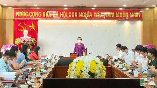 Thẩm tra các nội dung trình tại Kỳ họp thứ hai, HĐND tỉnh khoá XIV