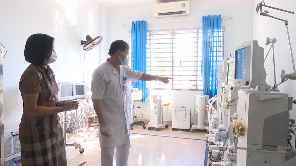 Thái Nguyên: Chuẩn bị các điều kiện sẵn sàng ứng phó với diễn biến dịch COVID-19