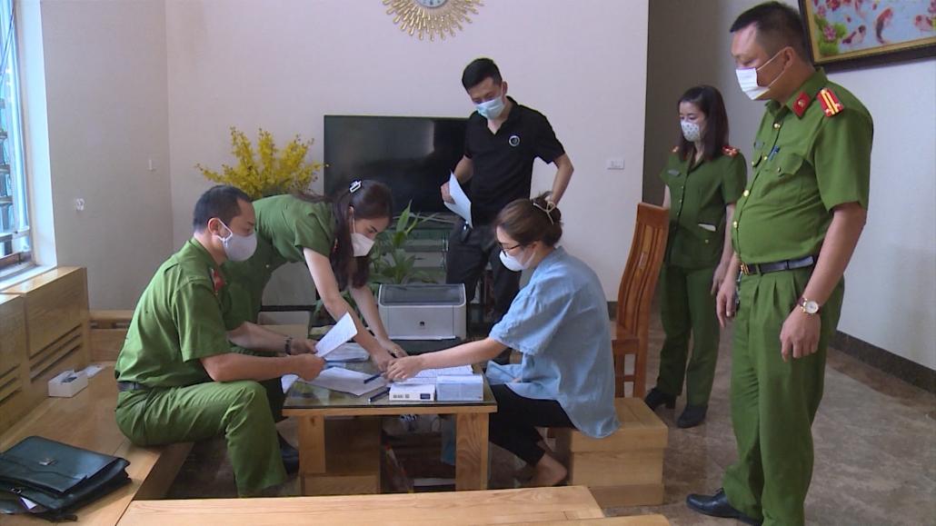 Thái Nguyên: Phát hiện vụ việc làm giả con dấu, tài liệu của cơ quan, tổ chức