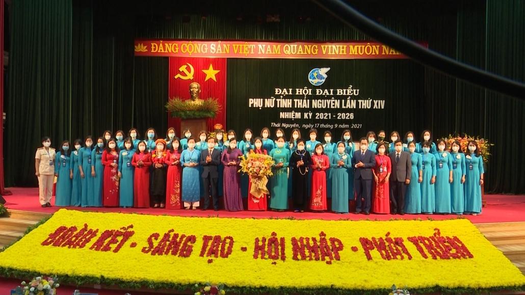 Phụ nữ góp phần xây dựng Thái Nguyên trở thành trung tâm kinh tế công nghiệp hiện đại vào năm 2030