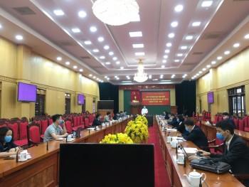 Họp Tổ viên tập Văn kiện Đại hội Đại biểu Đảng bộ tỉnh Thái Nguyên lần thứ XX, nhiệm kỳ 2020 - 2025