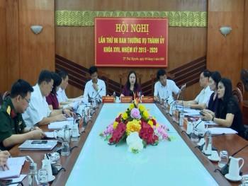 thong nhat cac de an nhan su dai hoi dai bieu dang bo thanh pho thai nguyen lan thu 18 nhiem ky 2020 2025