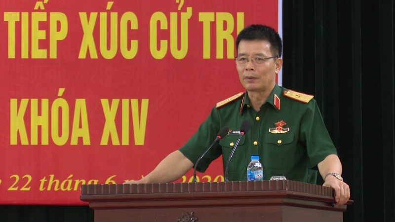 Đoàn Đại biểu quốc hội tỉnh tiếp xúc cử tri thị xã Phổ Yên sau Kỳ họp thứ Chín, Quốc hội khóa XIV