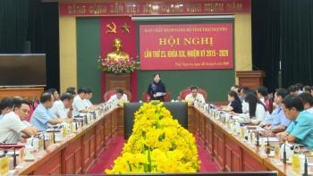 Hội nghị Ban Chấp hành Đảng bộ tỉnh Thái Nguyên lần thứ 23, khóa XIX, nhiệm kỳ 2015-2020