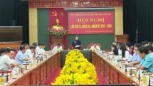 hoi nghi ban chap hanh dang bo tinh thai nguyen lan thu 23 khoa xix nhiem ky 2015 2020