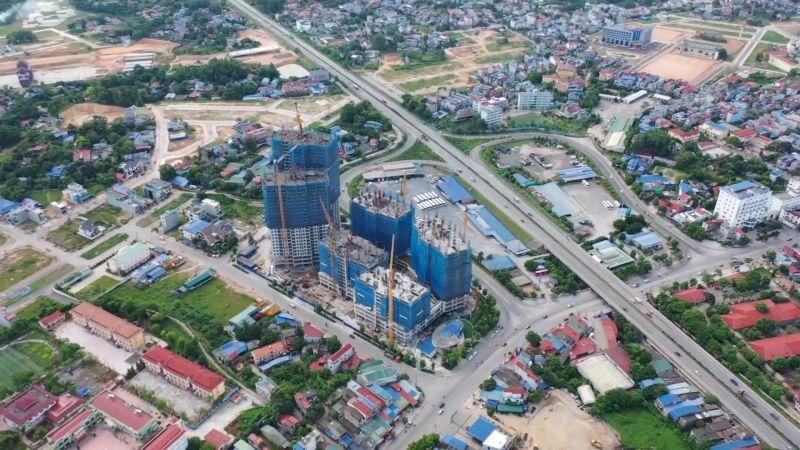 Đảng bộ thành phố Thái Nguyên: Nhiều dấu ấn trong thực hiện các đề án, dự án, công trình trọng điểm