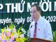 khai mac ky hop thu 11 hdnd tinh thai nguyen khoa xiii nhiem ky 2016 2021