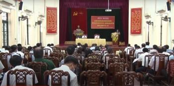Đại biểu HĐND tỉnh tiếp xúc với cử tri thành phố Sông Công