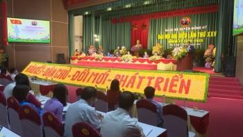 Bế mạc Đại hội đại biểu Đảng bộ huyện Đồng Hỷ lần thứ 25, nhiệm  kỳ 2020 - 2025