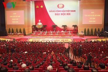 Báo chí quốc tế: Người dân Việt Nam kỳ vọng cao vào Đại hội XII