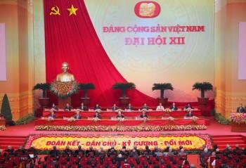 Sáng nay, 1.510 đại biểu bỏ phiếu bầu BCH Trung ương khóa XII