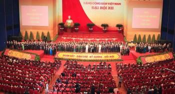 Thông cáo báo chí phiên bế mạc Đại hội XII của Đảng