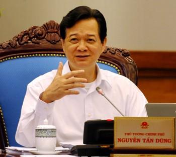 chinh phu hop phien thuong ky thang 62009 phan dau tang truong gdp nam 2009 hon 5
