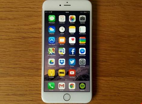 Chiếc điện thoại bị giật là iPhone 6 Plus. (Ảnh minh họa)