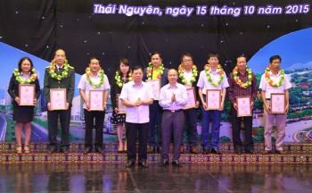 thai nguyen phat dong thang cao diem ngay vi nguoi ngheo nam 2015