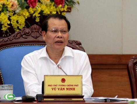 Phó Thủ tướng Vũ Văn Ninh: Tuyên truyền để thống nhất nhận thức về nông thôn mới là nhiệm vụ trọng tâm của Ban Chỉ đạo trong thời gian tới. - Ảnh: VGP/Xuân Tuyến