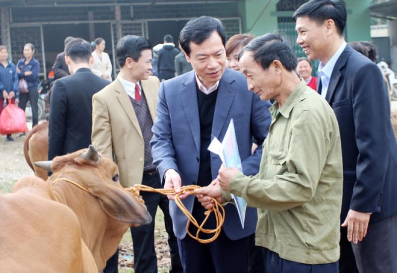 thai nguyen trien khai tuan cao diem tet vi nguoi ngheo nam 2018