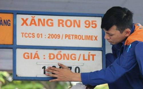 Vấp phản ứng vì không công bố giá xăng RON 95, Bộ Tài chính lên tiếng