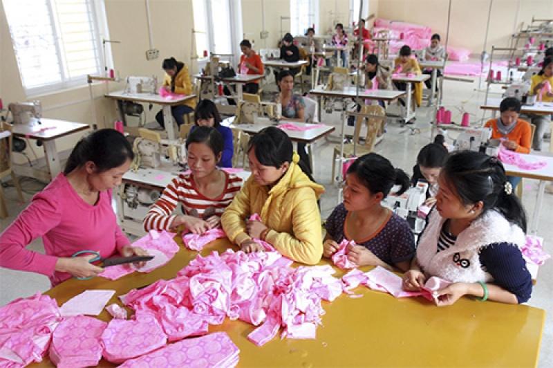 nam 2018 tinh thai nguyen phan dau giai quyet viec lam cho 15000 lao dong