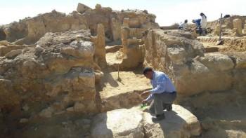 Ai Cập phát hiện di tích đền thờ mang phong cách Hy Lạp – La Mã cổ đại