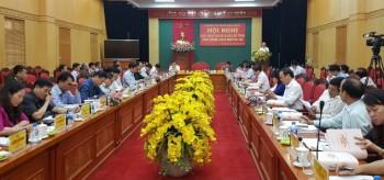 Hội nghị BCH Đảng bộ tỉnh lần thứ 14, khóa XIX, nhiệm kỳ 2015-2020