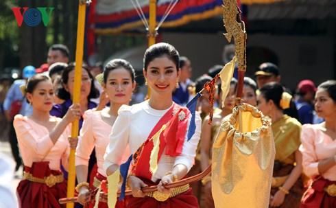 le hoi co truyen angkor songkran cua nguoi campuchia