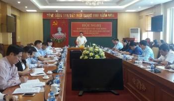 """Thái Nguyên: Hội nghị Ban chỉ đạo Cuộc vận động """"Người Việt Nam ưu tiên dùng hàng Việt Nam"""""""