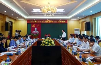 pho thu tuong chinh phu pham binh minh lam viec tai thai nguyen