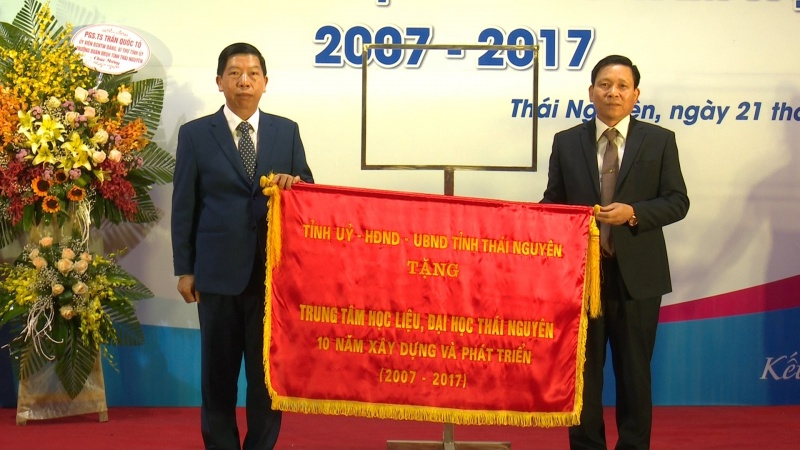 trung tam hoc lieu dai hoc thai nguyen ky niem 10 nam thanh lap