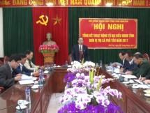 hoi nghi tong ket hoat dong cua to dai bieu hdnd tinh thai nguyen don vi thi xa pho yen nam 2017
