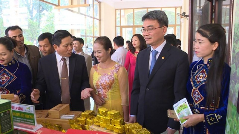 cong bo nhan hieu tap the che thai nguyen duoc bao ho tai my trung quoc va dai loan