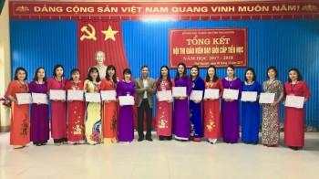Thái Nguyên: Tổng kết Hội thi Giáo viên dạy giỏi cấp Tiểu học 2017 – 2018