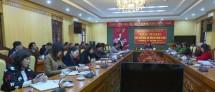 thai nguyen giao ban cong tac vien du luan xa hoi thang 112017