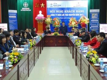 Hội nghị khách hàng Điện lực Thái Nguyên